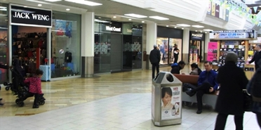 Singhar Brow Bar galleries Shopping Centre
